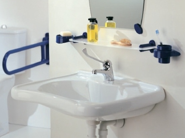 Poręcze isiedziska łazienkowe Promador